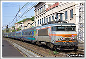 SNCF BB22323, Beziers, 7th September 2014