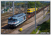 SNCF BB67499, Chalindrey, 5th September 2014