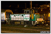 SNCF Y8232, Chambery, 1st September 2014